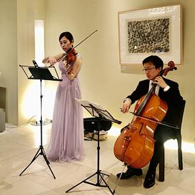 ヴァイオリン・チェロ